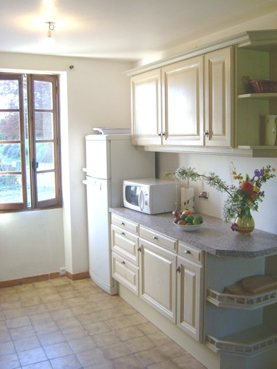 kitchen- witheverything you need for a comfortable self-catering holiday